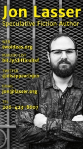 Jon Lasser business card