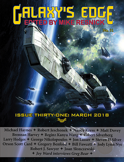 Galaxy's Edge issue 31