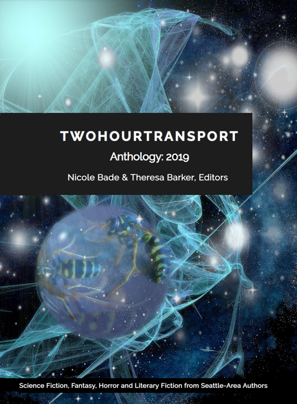 Two Hour Transport Anthology 2019 cover